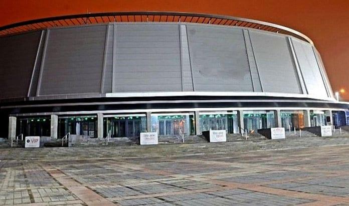 Спортната зала в Русе отново е с ново име