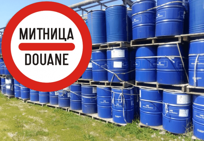 17 600 литра машинно масло
