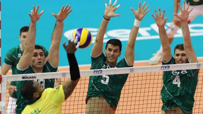 Българският национален отбор по волейбол изпусна златна възможност