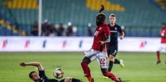 Спорно съдийство попречи на ЦСКА да се пребори за плейофите