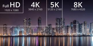 Официално одобриха стандарта за телевизори 8K Ultra HD