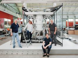 В Германия внедряват квантов компютър