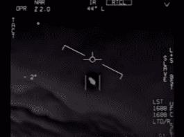 Американските военни обявиха за истински заснети видеа с НЛО