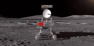 Откриха странен материал на Луната
