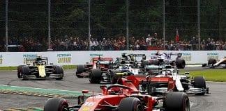 """Първа победа за """"Ферари"""" на Монца от 10 години"""
