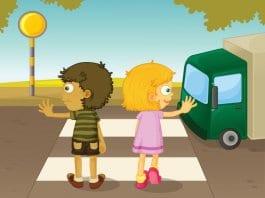 """акция """"Децата тръгват на училище"""