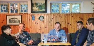 Трима от кандидатите за кмет