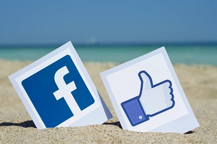 Социалната мрежа Фейсбук