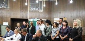 ГЕРБ регистрира листата за общински съветници в Русе