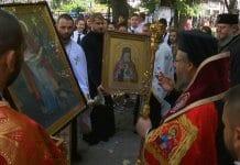 Чудотворна икона на светеца-хирург