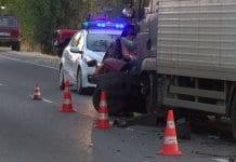 Жена загина при катастрофа на пътя Русе – Бяла