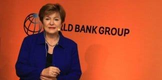 Кристалина Георгиева оглавява Международния валутен фонд