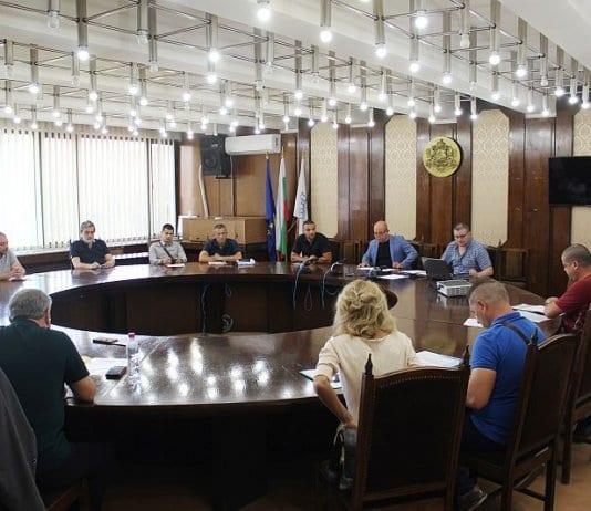 шефските места в секционните комисии