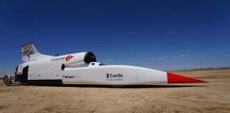 Представиха най-бързия автомобил в света
