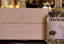 Първият продукт от забранената зона около Чернобил е водка