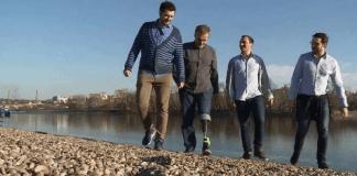 Бионична протеза се възприема от нервната система като крайник