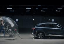 Представиха джип с водородно гориво