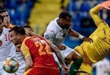 България взе точка като гост на Черна гора