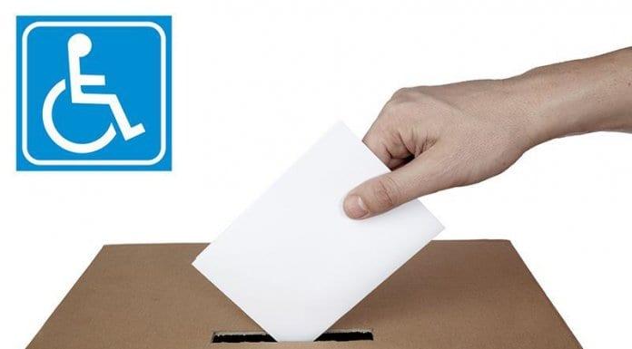 изборното помещение