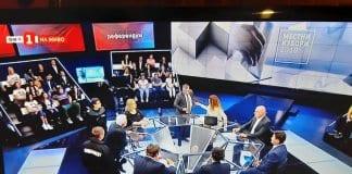 """Грозен скандал в """"Референдум"""", изведоха Сидеров от студиото"""
