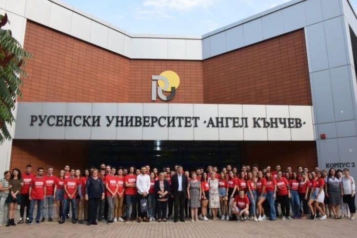 58 чуждестранни студенти ще се обучават