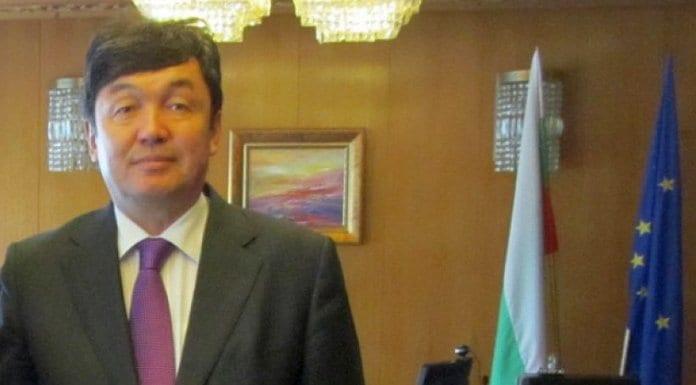 Стокообменът между България и Казахстан се е удвоил