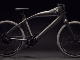 Иновативен електрически велосипед разпознава лица
