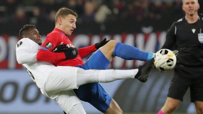 """""""Лудогорец"""" е на точка от директните елиминации в Лига Европа"""