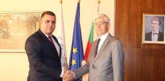 Туризмът и културата ще са сред топ приоритетите в отношенията с Русия на новоизбрания председател на общинския съвет Иво Пазарджиев.