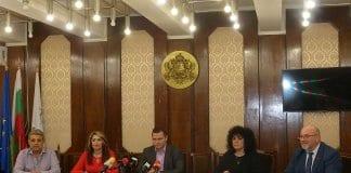 Новия ръководен екип на Община Русе