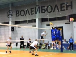 """Волейболистите на """"Дунав"""" продължават"""