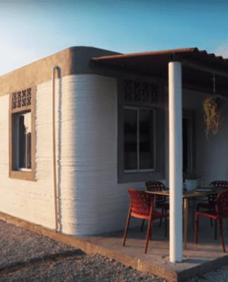 3D печатът на сгради е новата тенденция в строителния сектор