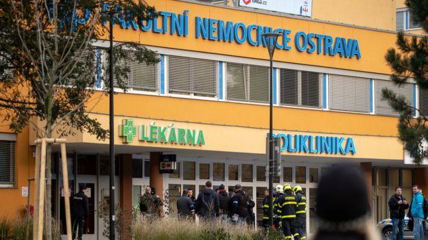 Мъж уби шест души в чешка болница