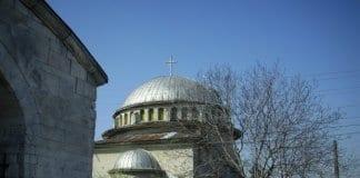 """Храмът """"Света Петка"""" в Русе"""""""