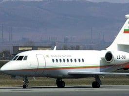 нов правителствен самолет