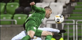 Лудогорец се класира за директните елиминации в Лига Европа
