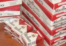 Откриха 16 000 къса цигари